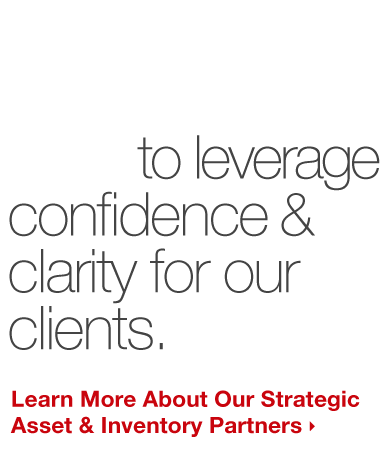 We partner with trusted allies to leverage confidence & clarity for our clients.
