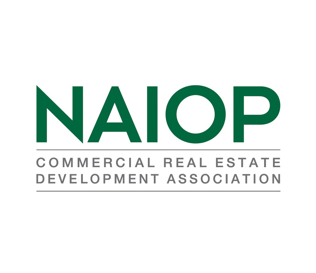 NAIOP Commercial Real Estate logo