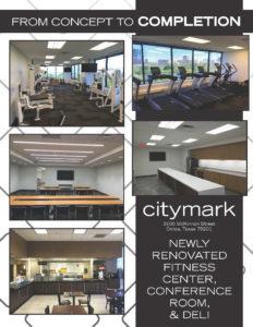 Citymark Renovation completion