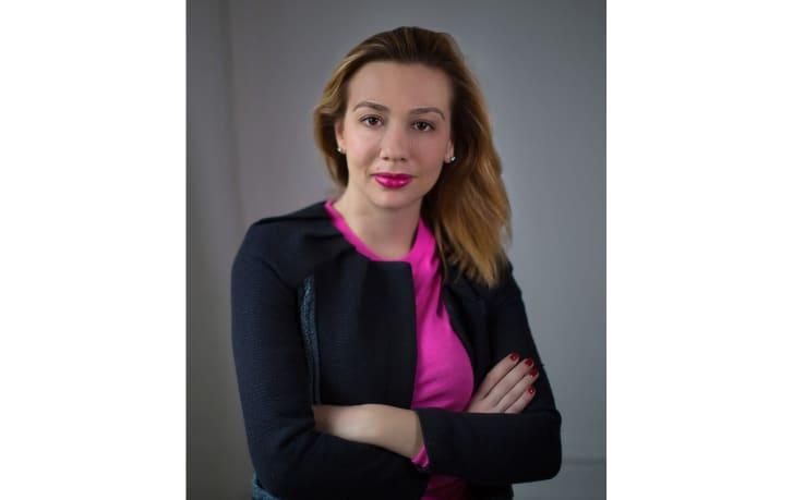 Tamara Brisk Headshot