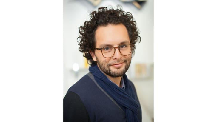 Mikael Benfredj Headshot