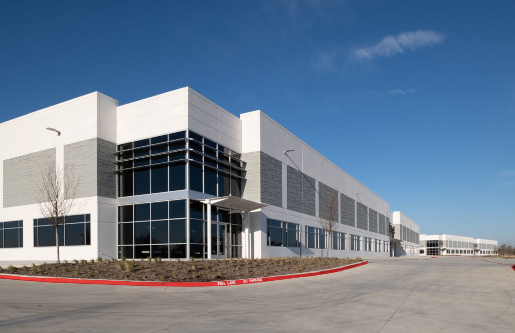 Mueller Co. Region Hub at Logistics Center 7